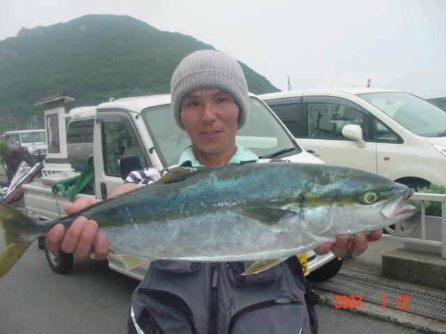神子元島 江の口 渡辺氏