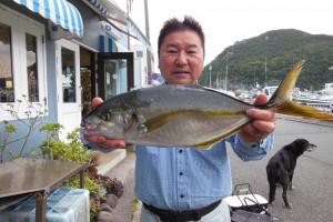 6月7日 神子元速報!夜釣り!