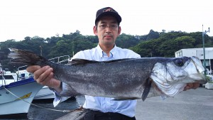 5/25(水) 夜釣り みこもと丸 釣果速報❕❕