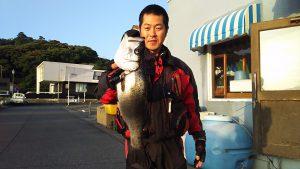 昨夜( 7/22の夜🌃✨)神子元島 夜釣りの釣果速報❕❕
