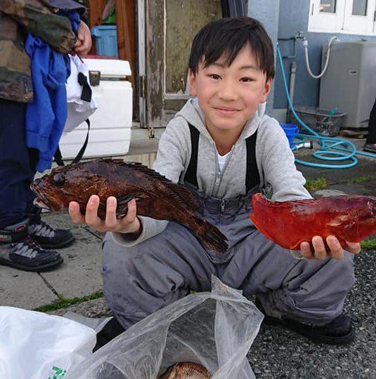 5/2(木)神子元島 釣果情報です🎵✋😊❤️