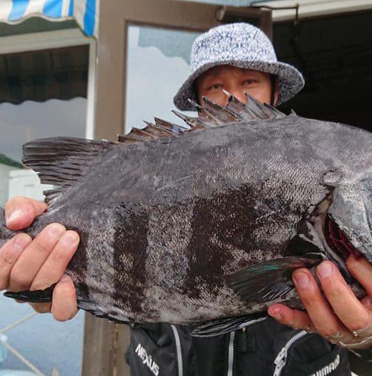 6/14(金)神子元島 釣果情報です🎵✋😊❤️
