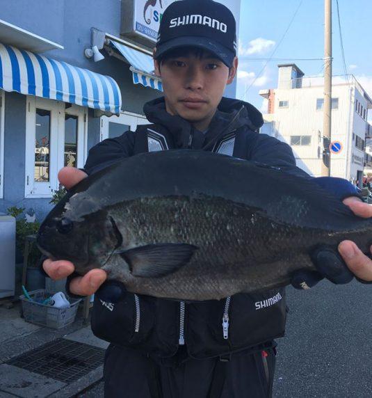 3月13日 神子元島