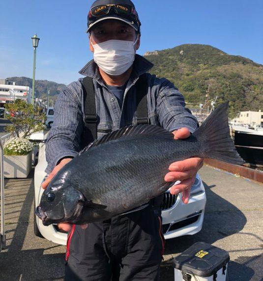 4月7日 神子元島