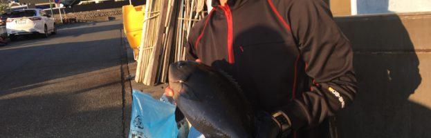 6月20日 神子元島 夜釣り
