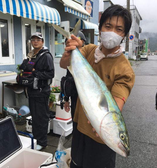 7月13日 神子元島