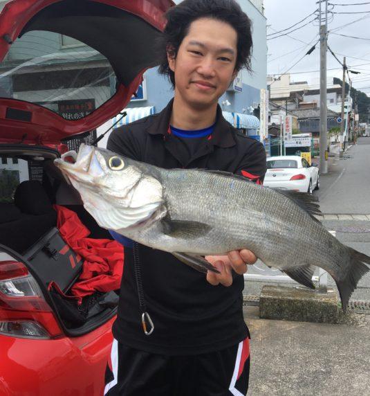 7月17日 神子元島