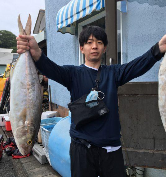 7月18日 神子元島