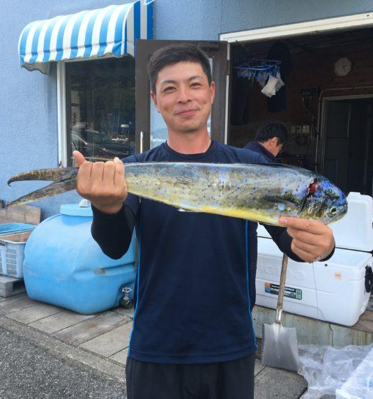 8月7日 神子元島